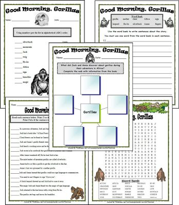 Classroom Freebies: Magic Tree House Novel Study