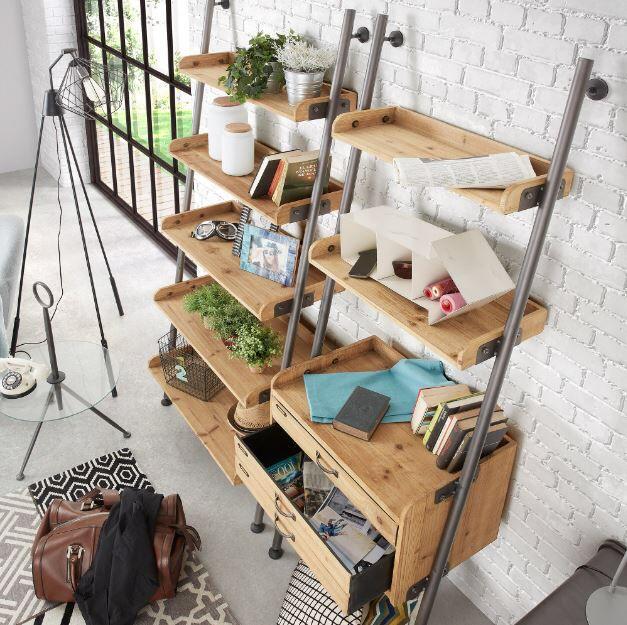 Nyhet! Bokhylle BELAMO.  www.mirame.no #hylle #bokhylle #spisestue #stue #gang #bad #innredning #møbler #norskehjem #mirame #pris  #interior #interiør #design #nordiskehjem #vakrehjem #nordiskdesign  #oslo #norge #norsk  #bilde #speilbilde #rom123 #belamo