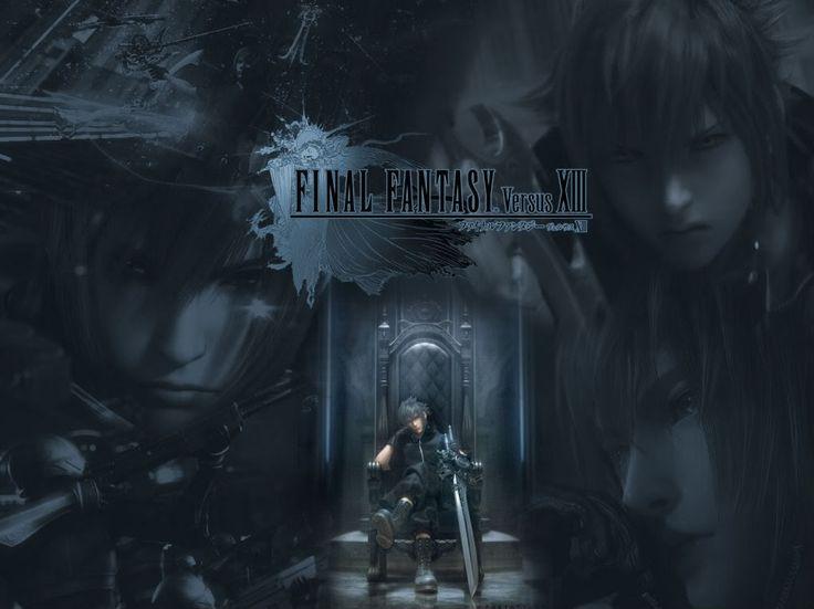Noctis Lucis Caelum-Final Fantasy XIII Versus