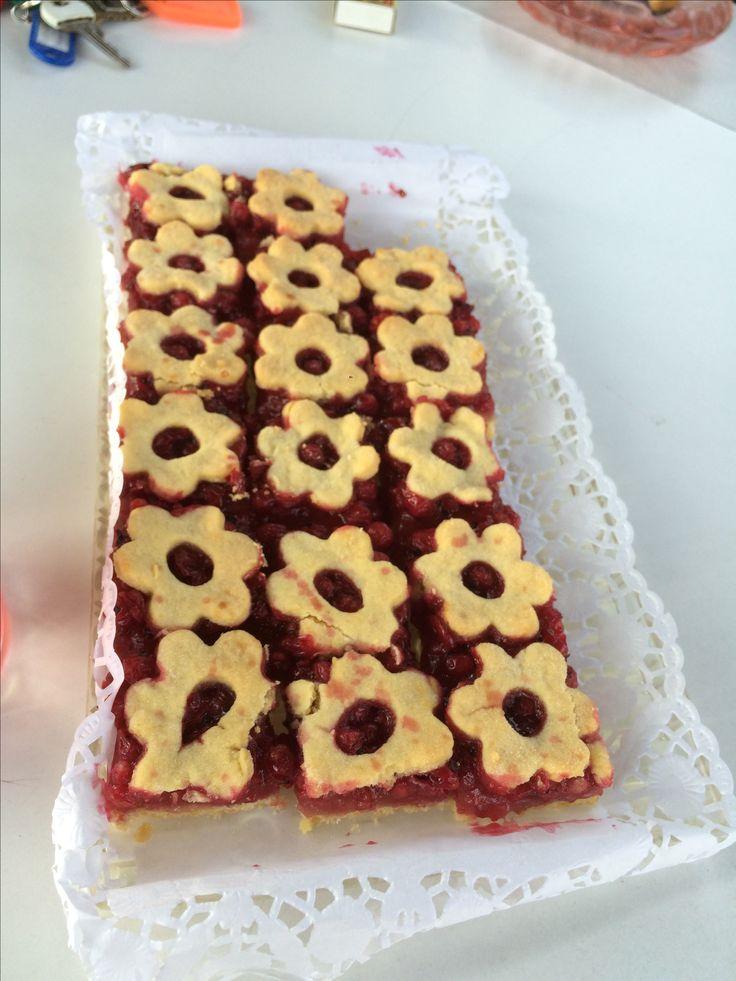 Ríbezľový koláč ala Evelyn