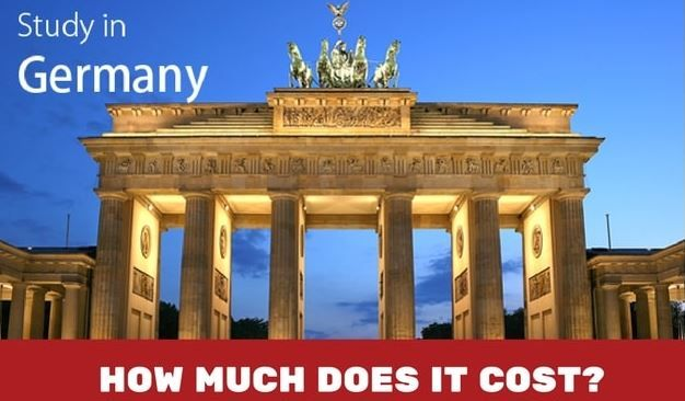 Study in Germany- How much does it Cost?