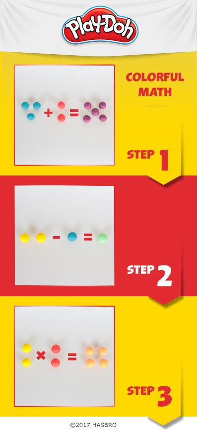 Get creative with a hands-on way to explore numbers and counting! Through communication with you, as well as self-talk, kids can match, compare, and contrast the things they create as you play together. Before you know it, they could be ready for the classroom and beyond!