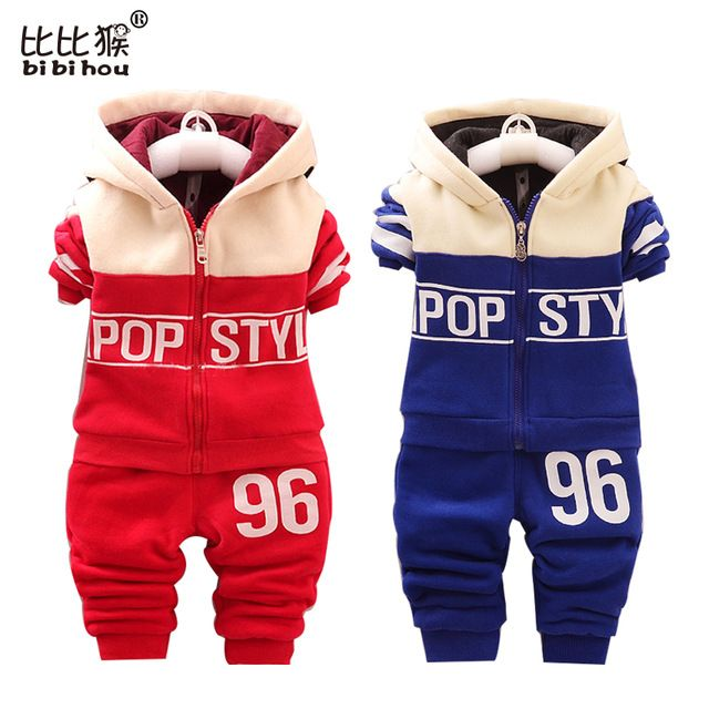 Check current price new Autumn/Winter baby girls clothing sets children velvet warm clothes set kids girls cartoon coats+pants suits Christmas suit just only $15.74 - 16.49 with free shipping worldwide  #boysclothing Plese click on picture to see our special price for you