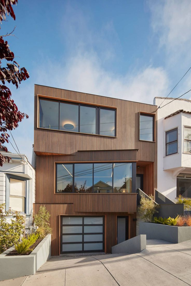 Noe Valley House by IwamotoScott Architecture | HomeAdore