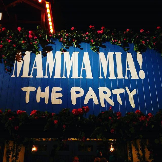 Mamma Mia! The Party @ Tyrol, Stockholm  #mammamiatheparty #tyrol #stockholm #sweden #sverige #abba #musical #music #eventlocation #people #restaurant #mammamia