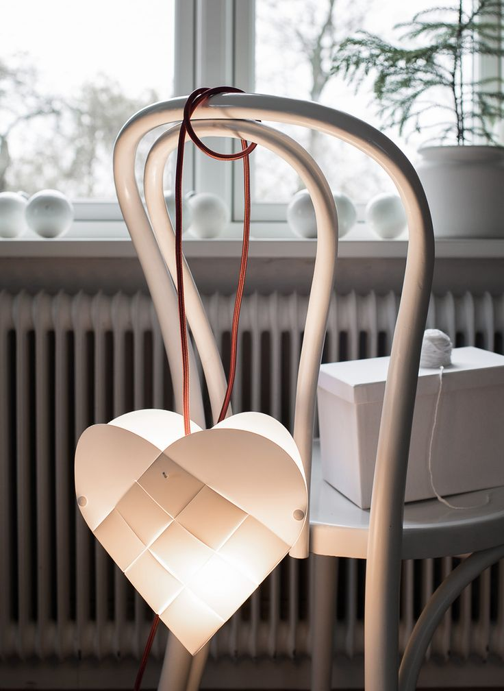 Christmas lighting Heart by Le Klint | Photo: Daniella Witte