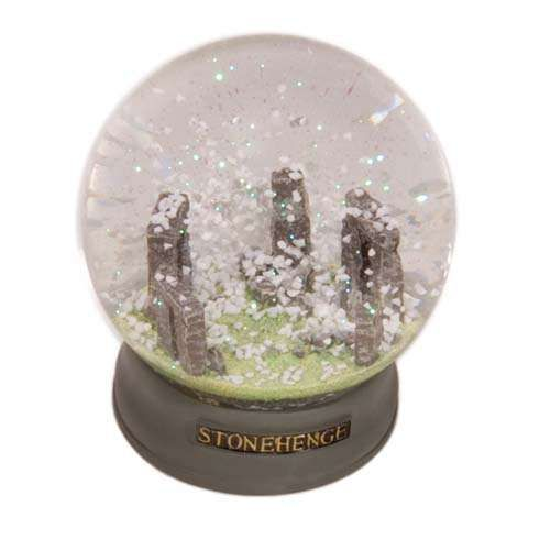 See Stonehenge in the snow by simply shaking this charming snowglobe - a perfect gift for any fan of the stunning world heritage site.