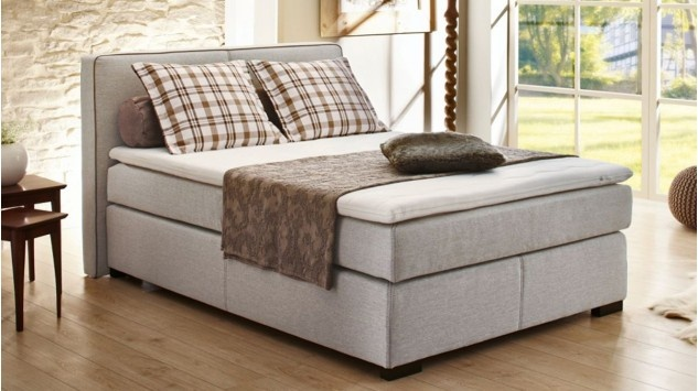 "Amerikanisches Bett ""Palau"" #bedroom"
