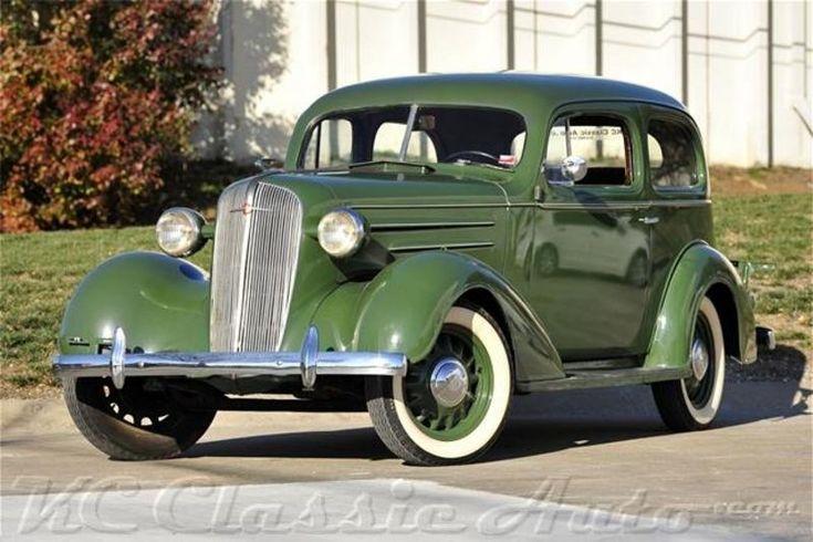 1936 chevrolet standard 5p tudor collectible antique for 1936 chevy sedan 4 door