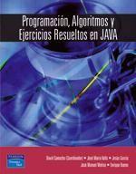 Ingebook - PROGRAMACIÓN, ALGORITMOS Y EJERCICIOS RESUELTOS EN JAVA -