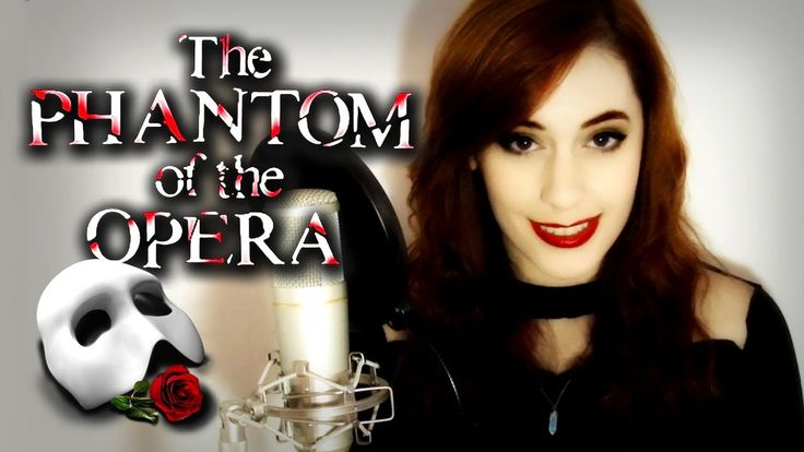 178-The Phantom of the Opera - The Music of the Night (Cat Rox cover)