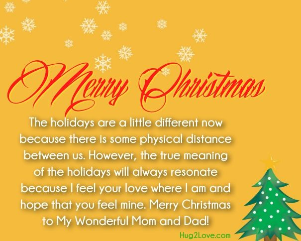 Merry Christmas Wishes For Mom And Dad Christmas Wishes Xmas Wishes Merry Christmas Quotes