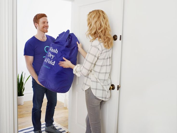 """Tired of Laundry? Get $30 free to try out Cleanly. Enter Discount Code """"JUSTINNE12"""" #laundrydaydone https://cleanly.com/referral/email/baf268197a6340b1ba8174b499db304a/"""