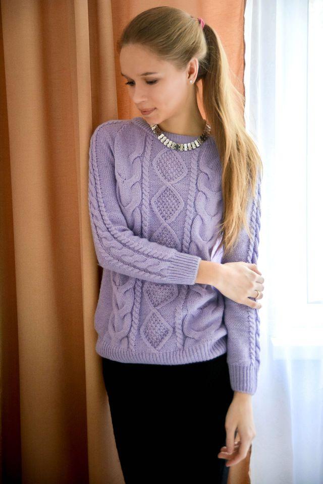 #sviter, #aliexpress http://ru.aliexpress.com/item/2014-Autumn-Winter-women-s-top-Plaid-twisted-vintage-o-neck-long-sleeve-basic-pullover-sweater/2023265628.html