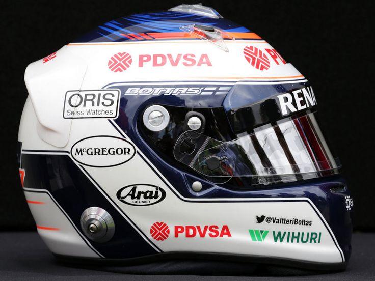 Valtteri Bottas - Williams - #17 2013