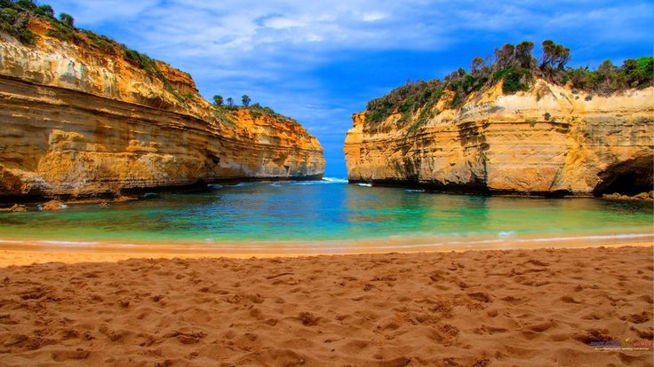 Sandeep Nandy | Great Ocean Road, Victoria. Loch Ard Gorge, Australia