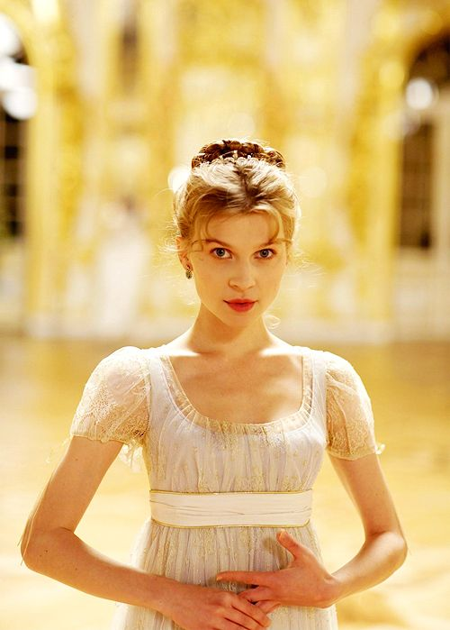 Requested: Clémence Poésy in the miniseries 'War and Peace' (2007).