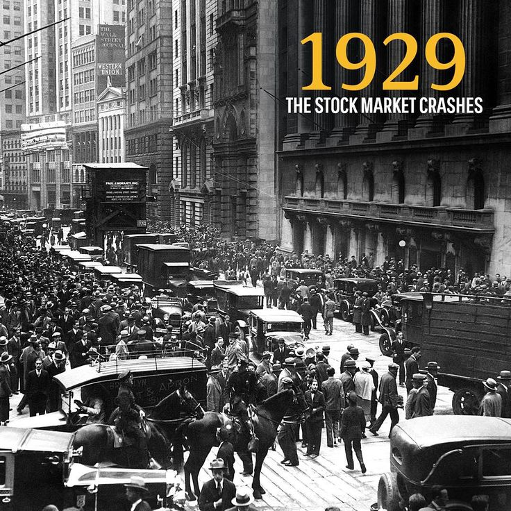 1929, the stock market crashed, and billions of dollars were lost as investors traded 16,410,030 shares on the New York Stock Exchange in a single day. In the aftermath, America and the rest of the industrialized world spiraled downward into the Great Depression.