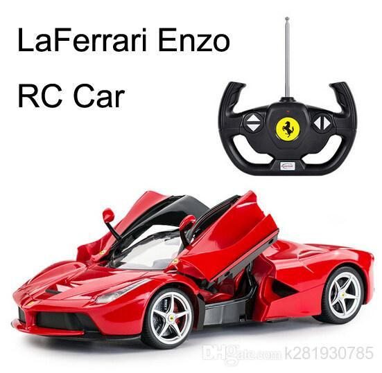 Cheap RC Cars - Best Enzo La Ferrari Radio Remote Control Racing Car Online with $36.65/Piece | DHgate.com:http://www.dhgate.com/store/19518554#st-navigation-storehome