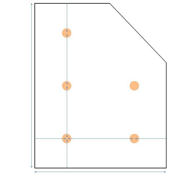 recessed lighting layout calculator - Kitchen Recessed Lighting Ideas