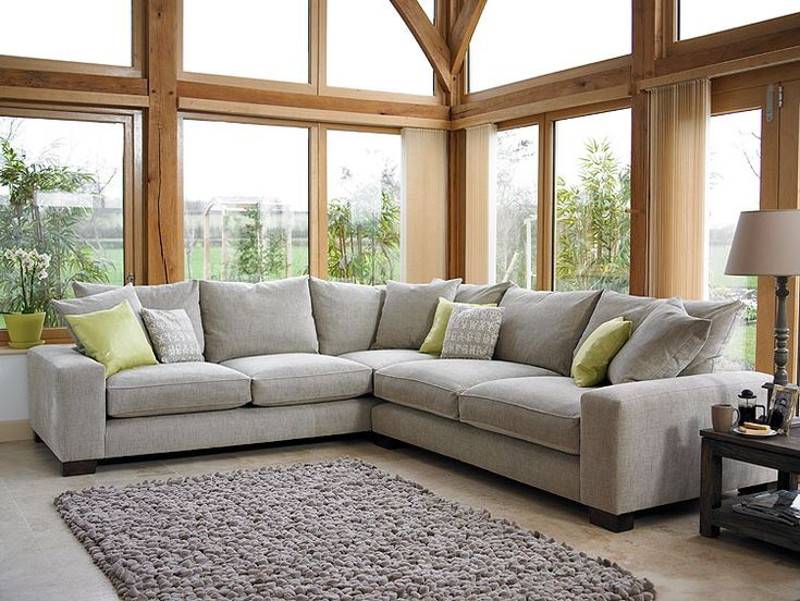 corner furniture living room 25 best ideas about grey corner sofa on white 13309