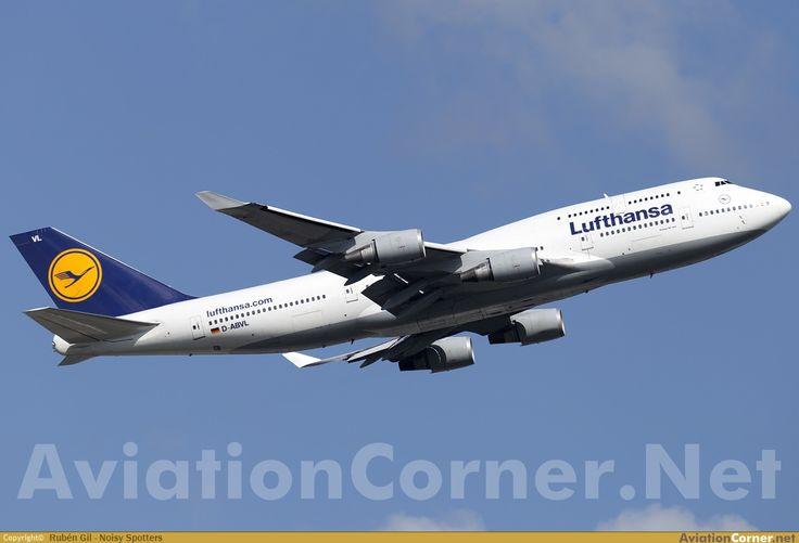 Aviationcorner net aircraft photography boeing 747 430 jean