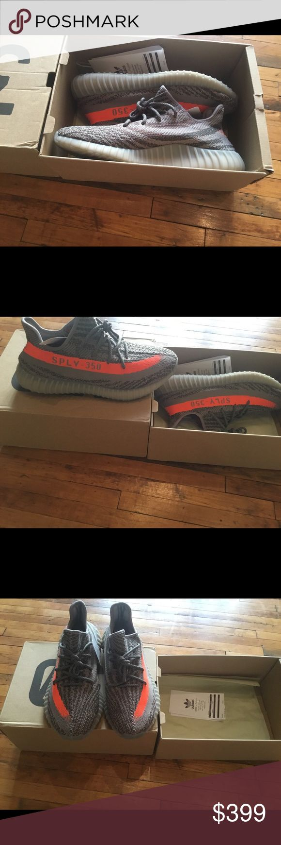 Adidas X Kanye West Yeezy Boost 350 V2 - BB1826 Adidas X Kanye West Yeezy Boost 350 V2 Beluga - BB1826 100% Authentic Brand New In a Box Never Worn adidas Shoes Athletic Shoes