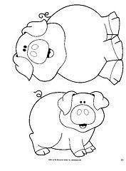 Porquinhos / Pigs ( Reino J Cheguei ) Tags: animals pattern animais riscos…