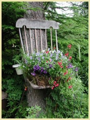 Prairie Thistle: More Ideas for Reusing, Repurposing and Recycling