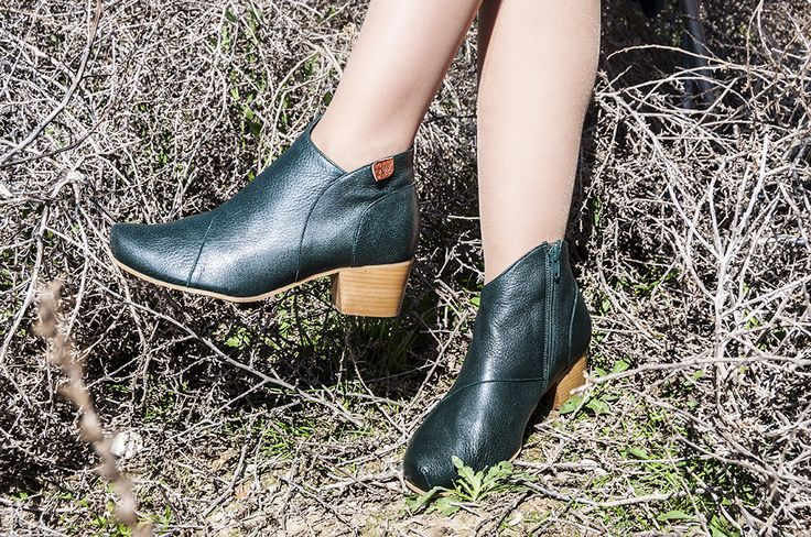 lookbook invierno 2016 - RAY MUSGO Zapatos ecologicos de mujer #sincromo #alergias #piel #cuidado #skin #chrome #chromefree #green #verde