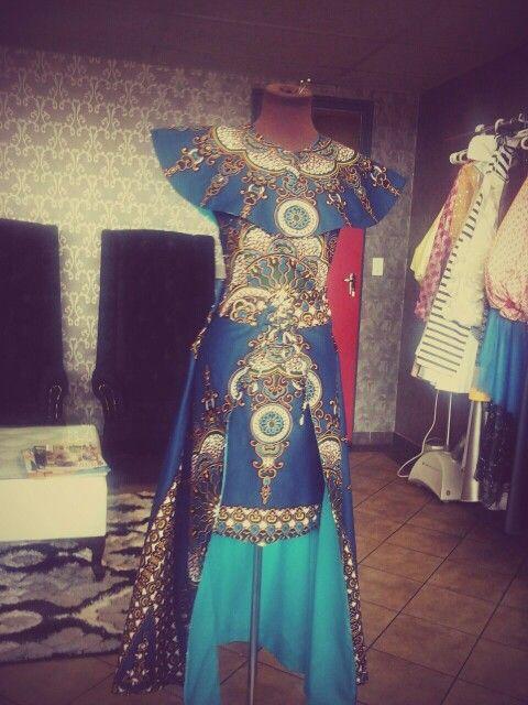 Keeping it simple by Nomvula Thabethe Fashion Design.