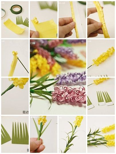 Craft Ideas Step By Step Instructions