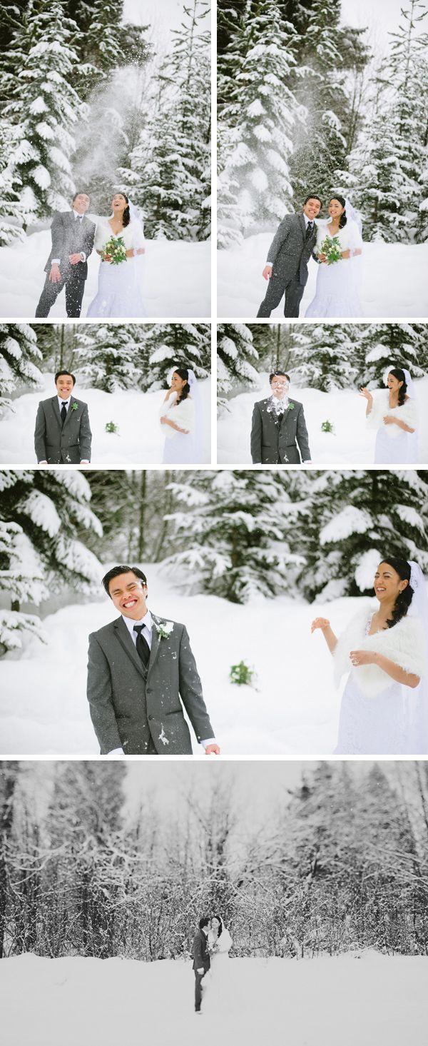 Whistler Winter Weddings photography- Anastasia Chomlack…