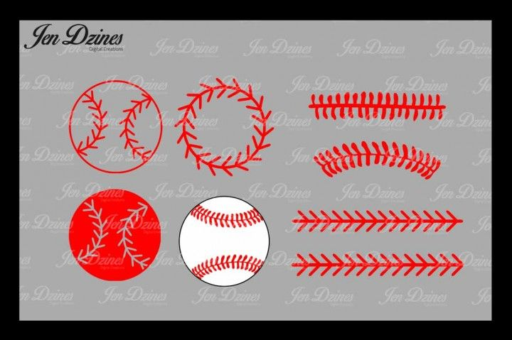 Baseball stitches SVG DXF EPS PNG file is perfect for your design creation. This cutting file can be used with HTV, vinyl, card stock, and stencils. The ways are endless and only limited by your imagination. The digitalcut file will work in Design Space, Designer Edition and othercompatible programs.