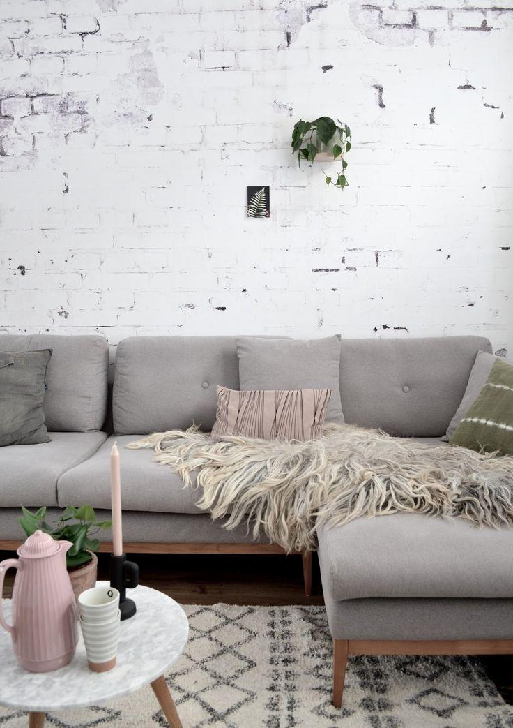 M s de 25 ideas incre bles sobre paredes de ladrillo - Pared ladrillo blanco ...