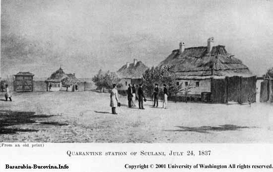 5 Charles Upson Clark Bessarabia - Basarabia la Sculeni 1837