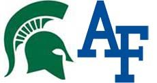 michigan state / air force game today , photos - Google Search