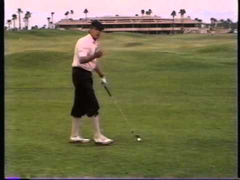 A Tribute to Payne Stewart as a Golf Instructor