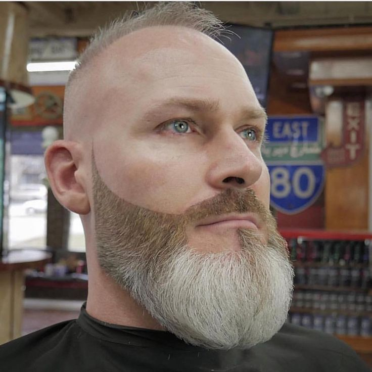 styling balding hair best 25 beard bald ideas on bald with beard 6317