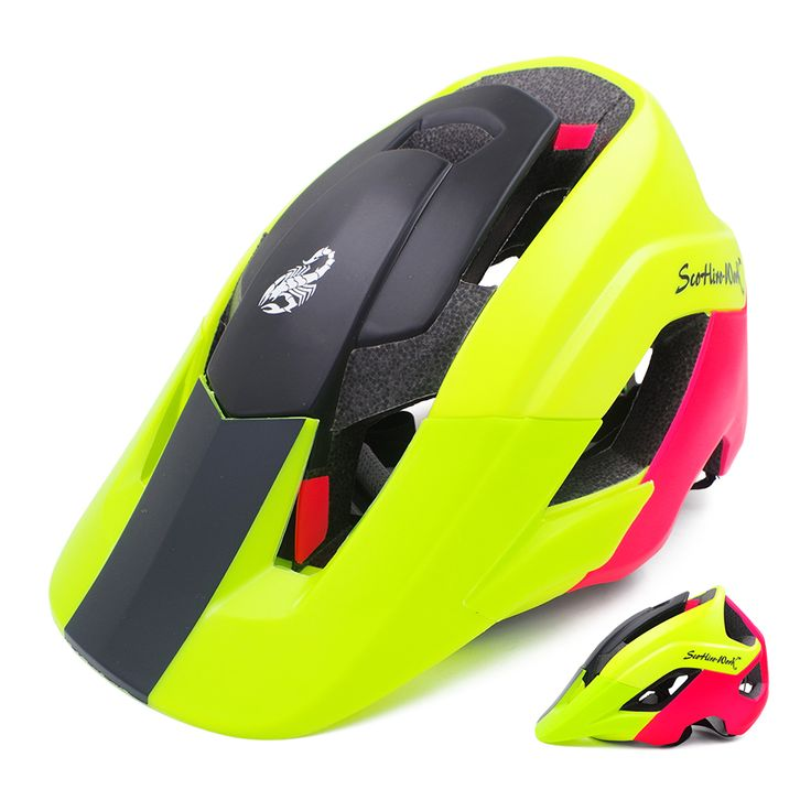 MTB Road Cycling Helmet Integrally-molded Men Women Bicycle Helmets Mountain Capacete Casco Ciclismo M L 54-63cm Bike Helmets