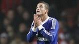 Ibrahim Afellay (FC Schalke 04) | Arsenal 0-2 Schalke. 24.10.12.
