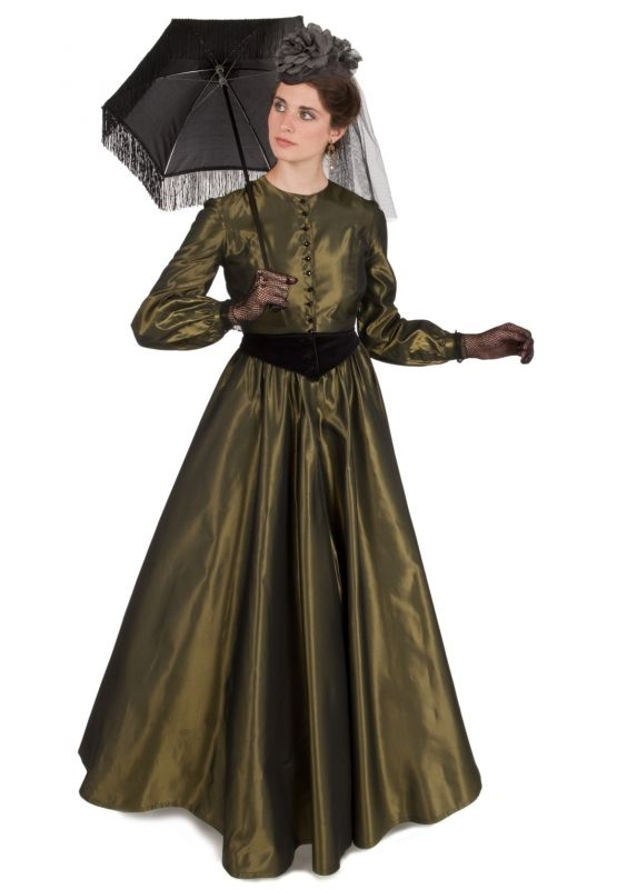 Calla Victorian Gown from Recollections