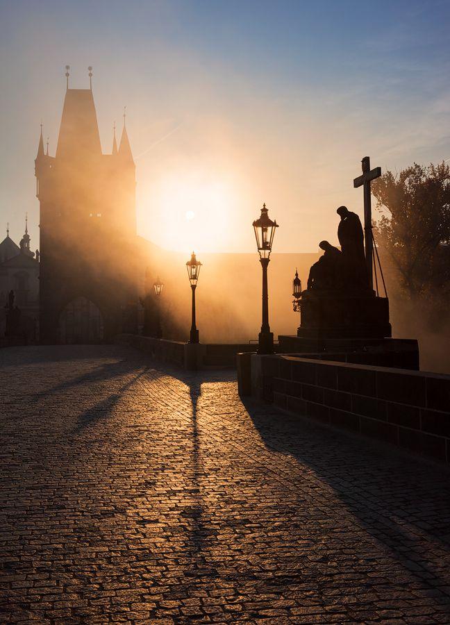 Svítání u Piety