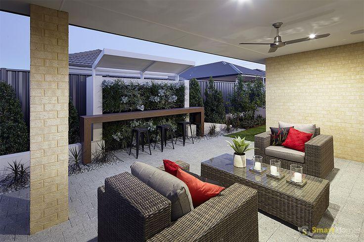 Alfresco  #interiordesign by #SmartHomesForLiving