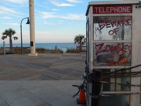 Myrtle Beach Boardwalk Halloween