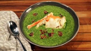 Calaloo: Crab and Coconut Spinach Stew Recipe | The Chew - ABC.com