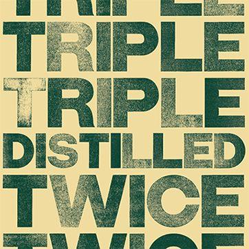 Letterpress poster #1