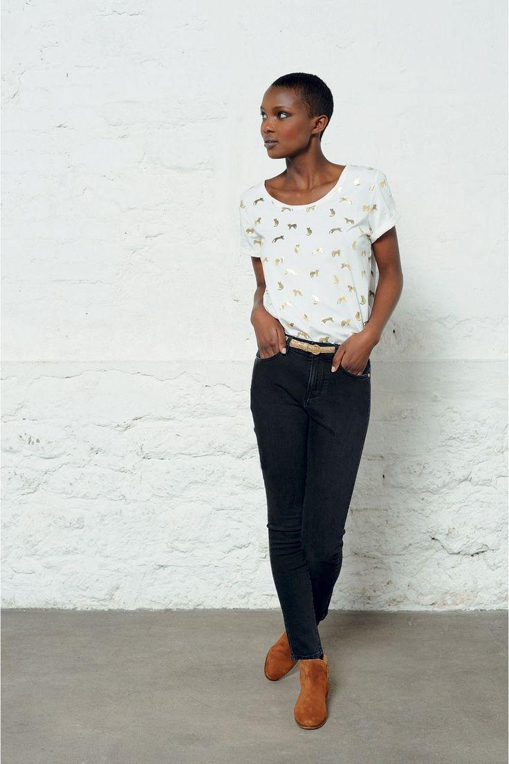 Jean poema black - pantalon - des petits hauts 2