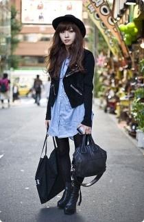 Korean Street Fashion Korean Fashion And Street Style Pinterest Beautiful The Outfit And