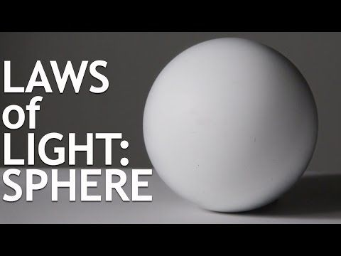 Learning the Laws of Lighting with a Sphere and Applying Them to Photography | Fstoppers